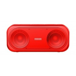 Promate Otic 10W Portable Wireless Speaker - Red
