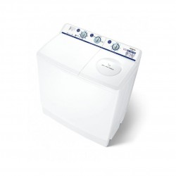 Hitachi 14KG Twin Tub Washing Machine (PS-1405JC) - White