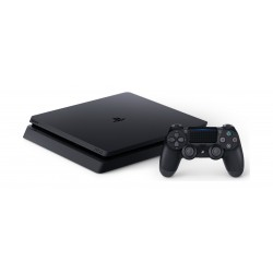 Sony Playstation 4 Slim 500GB Console +1 DS4 Controller