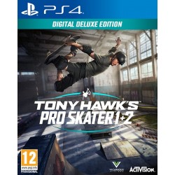 Tony Hawk's Pro Skater 1+2 - PS4 Game