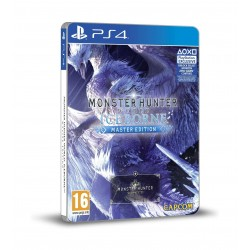 Monster Hunter: World Iceborne Master Edition (Steelbook) - PlayStation 4 Game