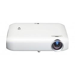 LG 1000 Lumen Minibeam WXGA 3D LED Projector (PW1000)