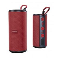 Promate Pylon Stereo Sound Speaker - Red