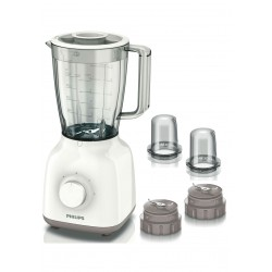 Philips Blender With 2 Sets of Mini Chopper 1.5L 400W - HR2113/05