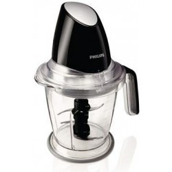 Philips Viva Collection Chopper 1.5L 500W with Bowl HR1398/81