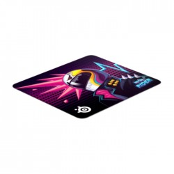 Steelseries Qck Large Mousepad Neon Rider Edition in Kuwait | Buy Online – Xcite
