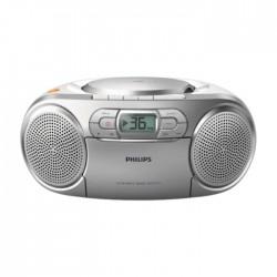 Philips AZ127 Cassette Radio CD Player in Kuwait | Buy Online – Xcite