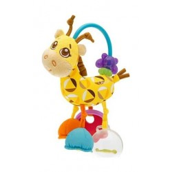 Chicco First Activity Giraffe Rattle Baby Toy (023T)