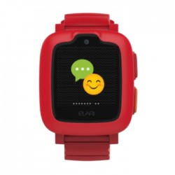 Elari KidPhone 3G Red Smart Watch Price in Kuwait | Buy Online – Xcite