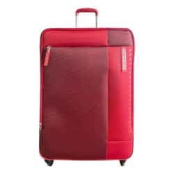 American Tourister Art Marina 70 CM Soft Luggage  - Red