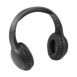 Promate Laboca Deep Bass Over-Ear Bluetooth v5.0 Headphones - Black