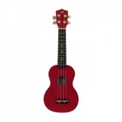 Wansa Acoustic Red Ukulele Ukulele in Kuwait | Buy Online – Xcite