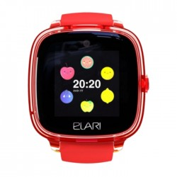 Buy Elari KidPhone 4 Fresh Red Smart Watch online at the best price in Kuwait. Shop Online and get new smart watch with free shipping from Xcite Kuwait.