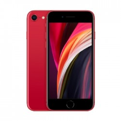 Apple iPhone SE 128GB Phone - Red