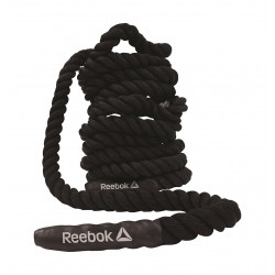 Reebok Battling Rope (RSRP10050) - Black