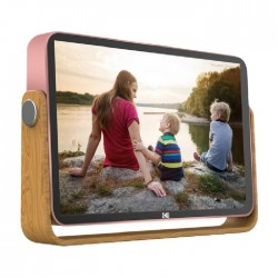 Kodak RCF-108 10-inches Touch panel Digital Photo Frame with Wifi- Rose Gold