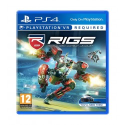 RIGS Mechanized Combat League – Playstation 4 VR Game
