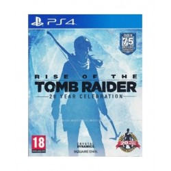 Rise Of The Tom Raider 20 years Celebration - PlayStation 4 Game