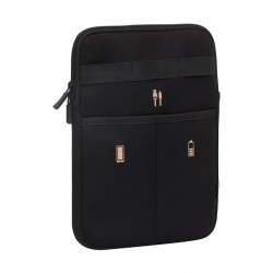 Riva 5617 10-inch Travel Organizer - Black