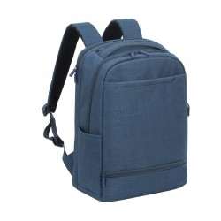 RivaCase 17.3 Inch Carry-On Laptop Backpack (8365) - Blue