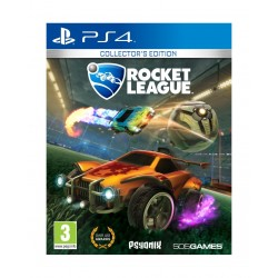 Rocket League Collector's Edition – PS4 Game
