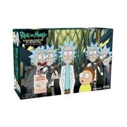 Rick and Morty: Close Rick-Counters of the Rick Kind Deck Building Game