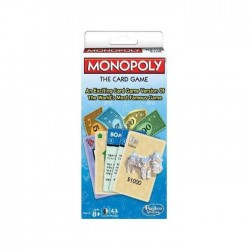 Monopoly: the Card Game Rummy