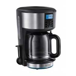 Russell Hobbs Buckingham Coffee Maker 1000W (20680) Stainless Steel