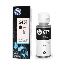 HP GT51 Original Ink Bottle For DeskJet GT Series Printers – Black