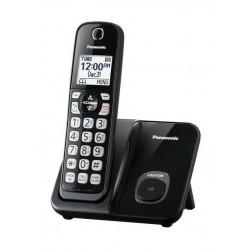 Panasonic Cordless Telephone (KX-TGD510UEB) - Black