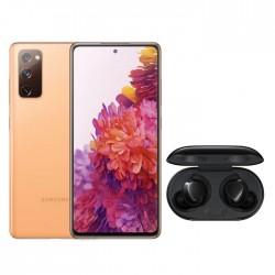 Pre-Order: Samsung S20 Fan Edition 128GB Phone – Orange