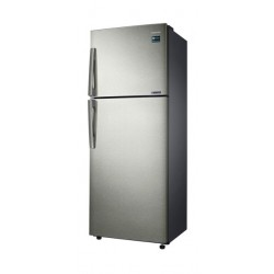 Samsung 18 CFT Top Freezer Refrigerator (RT50K5110SP) - Silver