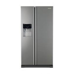 Samsung A-Series 21cft.Inox  American Style Refrigerator (RSA1D/UTMG1) - Grey