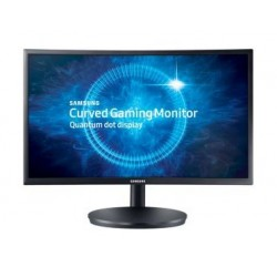 Samsung Full HD 24-inch LED Monitor (LC24FG70FQMXUE) - Black