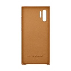 Samsung Galaxy Note10+ Leather Cover - Brown