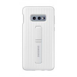 Samsung Galaxy S10 Lite Protective Standing Cover (EF-RG970CWEGWW) - White