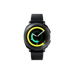 Samsung SM-R600NZKAXSG Gear Sport Pop Smart Watch - Front View 1