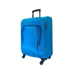 Kamiliant Savanna 55CM Soft Luggage (FO4X11901) - Ice Blue