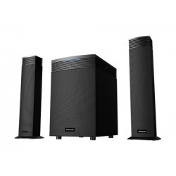 Panasonic 60W 2.1Ch Bluetooth Speaker System (SC-HT31GS-K)
