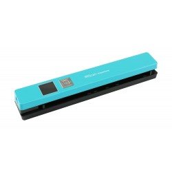 Iris Scan Anywhere 5 1.44-inch TFT Display Portable Scanner (458844) - Turquoise