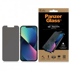 Panzer iPhone 13 Pro Standard Glass Screen Protector Privacy buy in xcite ksa