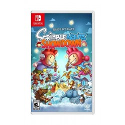 Scribblenauts Showdown - Nintendo Switch Game