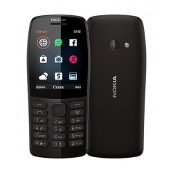 Nokia 210 Phone - Black
