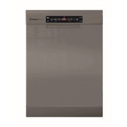 Candy 9 Programs  Free Standing Dishwasher (CDPN 2D360PX) - Stainless Steel