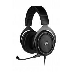 Corsair HS50 PRO STEREO Gaming Headset (CA-9011215-NA) - Carbon