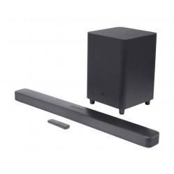 JBL Bar 5.1 Channel 4K Ultra HD  Wireless Soundbar - Black