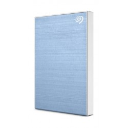 Seagate 1TB Backup Plus Slim USB 3.0 External Hard Drive - Blue