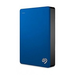 Seagate 5TB 3.0 USB Portable External Hard Drive (STDR2000202) - Blue