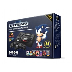 Sega Genesis Flashback HD 2017 Console - 85 Games Included