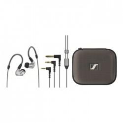 Sennheiser earphones high quality silver black bag buy in xcite Kuwait